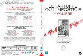 Olivier Desforges Ancienne Collection Le Tartuffe Ou L U0027imposteur Molière Dvd Editions Montparnasse