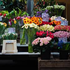 flowers for sale free images colorful flora market stall floristry retail