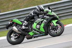 kawasaki 2016 kawasaki zx 10r first ride review motorcycle usa