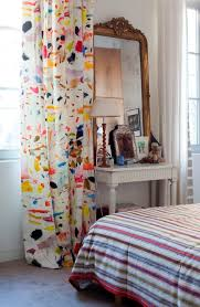 Colorful Patterned Curtains Colorful Patterned Curtains Best 25 Colorful Curtains Ideas On