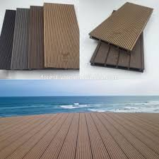 wpc different types flooring materials balcony flooring materials