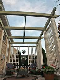 builders of curved pergolas a pergola with curved beams