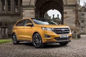 ford edge crossover ford edge 2015 car review honest john