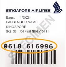 singapore airlines feedback