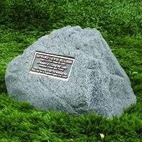 outdoor memorial plaques outdoor memorials markers garden rocks plaques