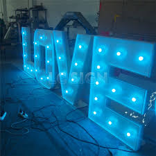 make your own light up sign waterproof illuminated make your own light up letters big days