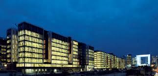 axa siege social inauguration de l immeuble grand axe à nanterre immobilier