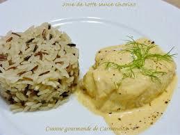 cuisiner des joues de lotte joue de lotte sauce au chorizo cuisine gourmande de carmencita