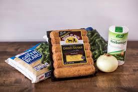 farmhouse beans u0026 sausage mamashiremamashire