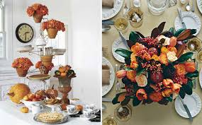 cabinets beautiful thanksgiving table decorations small