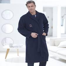 robe de chambre homme damart robe de chambre en polaire 120 cm marine homme damart dedans robe de
