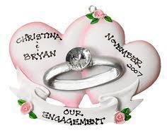 Personalized Ornaments Wedding Bride U0026 Groom Personalized Ornament Wedding Christmas Ornaments