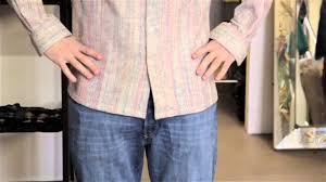 how long should men u0027s untucked shirts be sharp dressed man