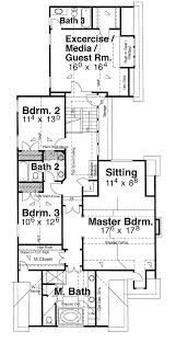 Floor Plans Southern Living by Southern Living Zero Lot Line House Plans House Interior