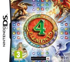 4 elements nintendo ds amazon co uk pc u0026 video games