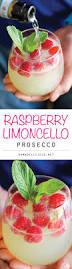 raspberry limoncello prosecco recipe limoncello prosecco and