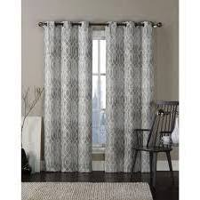 46 Inch Length Curtains Curtains Window Treatments Walmart Within 46 Inch Length