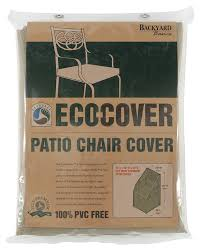 Amazon Patio Furniture Covers by Amazon Com Mr Bar B Q Backyard Basics Eco Cover Pvc Free
