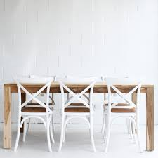 beachy dining chairs beach house dining room archives design chic
