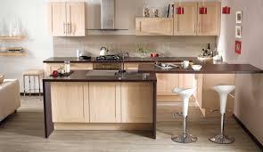 cuisine couleur bois couleur cuisine bois le bois chez vous