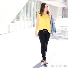 what are the best jeans for short legs stitch fix style