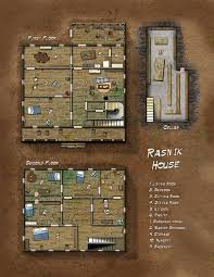 Fantasy Floor Plans Fantasy Cartography By Sean Macdonald Rpg Maps Pinterest