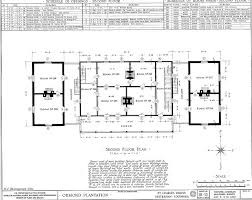plantation floor plans floor plans and elevations ormond plantation destrehan louisiana