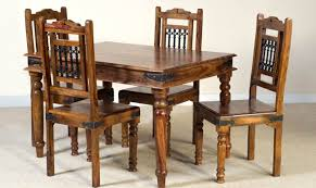 sheesham wood dining table solid sheesham wood dinning set with