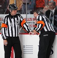 Hockey Meme Generator - hockey referee blank template imgflip