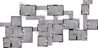 print and play dungeon core tile set for dungeons and