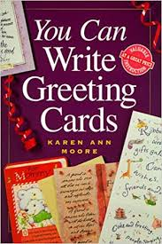 you can write greeting cards 9780898798241