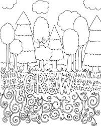 stress coloring pages science
