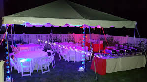 tent rentals nyc party tent rentals new york nyc ny new york sublime events