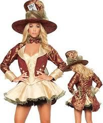 Mad Hatter Halloween Costume Girls 45 Halloween Images Halloween Ideas Costumes