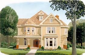 house plans country farmhouse house plan 95560 at familyhomeplans com