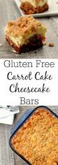 gluten free carrot cake cheesecake bars my suburban kitchen