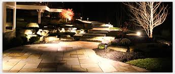 utilizing well lights in your outdoor spaces lightstyle of tampa bay