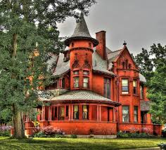 queen anne style home queen anne style house in urbana ohio seen along scioto s flickr