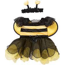 Bumble Bee Halloween Costume Koala Kids Girls Bumble Bee Halloween Costume Tutu Skir
