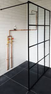 11 best black and grid style shower doors images on pinterest