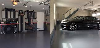 garage floor refinishing kitchen cabinets all pro painting co