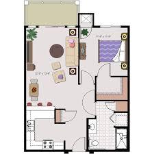 floor plans the fountains senior living