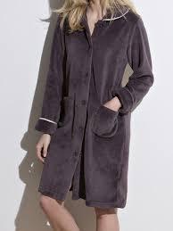 robe de chambre hiver robe de chambre hedgie mauve boutique de femme