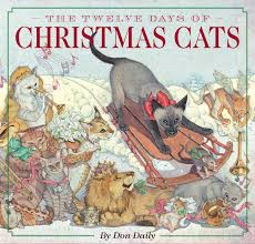 the twelve days of cats book by don daily official