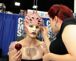 special effects make up school san diego comic con 2013 by fritz harmon photography