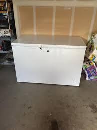 black friday chest freezer home depot ge 10 6 cu ft chest freezer in white fcm11phww at the home depot