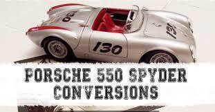 1 18 custom maisto 550 spyder conversions project slideshow