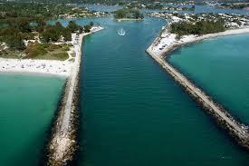 Map Of Venice Florida Venice Jetties Aerial Venice Florida U2013 Gulf Coast Vtours