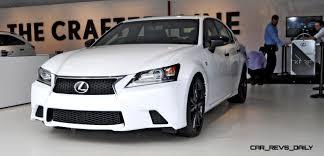 lexus gs 350 review 2015 car revs daily com 2015 lexus gs350 crafted line pebble beach 2