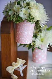pew decorations for weddings pew clip vase pew decorations wedding ceremony aisle flower vases